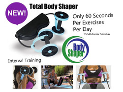 Total Body Shaper - Only 60 Seconds Per Day