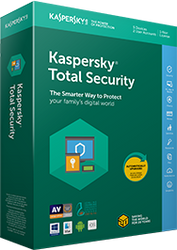 Kaspersky Total Security - Free Delivery