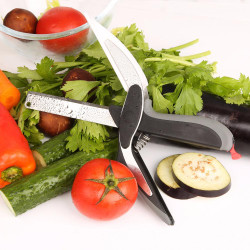 Clever Cutter 2-in-1 Knife and Cutting Board