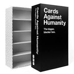 Cards Against Humanity: The bigger blacker box 17+