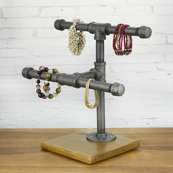2-Tier Jewelry Display