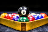 How to Rack a Game of 8-Ball