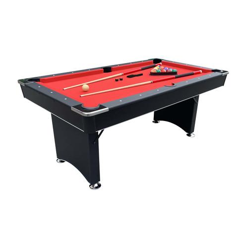 Ashford 6' Portable Pool Table