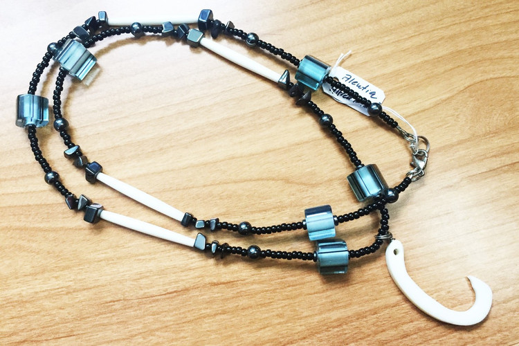 Alutiiq Hook Necklace