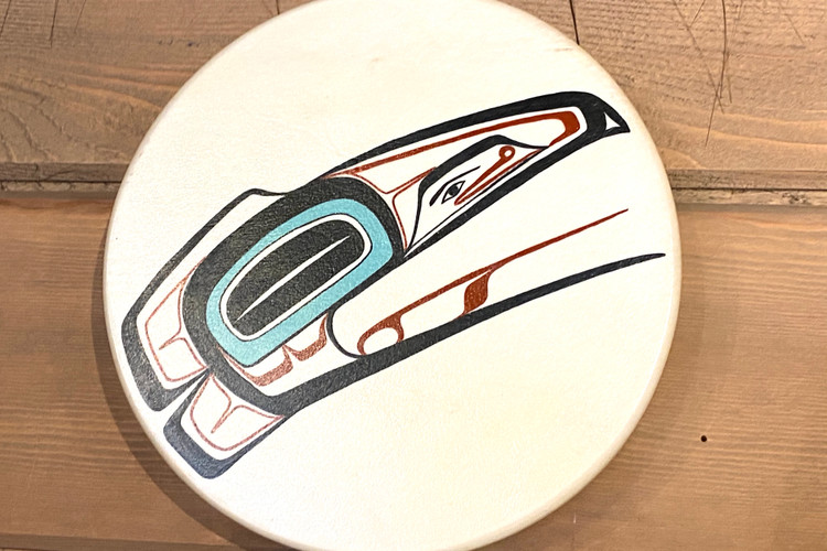 Raven Drum - Small