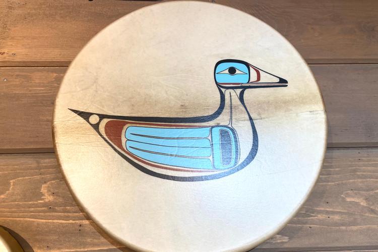 Duck Drum - Large
