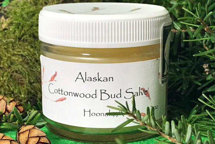 Cottonwood Salve - 2oz