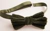 Cord bow tie