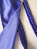 Blue wedding cravat