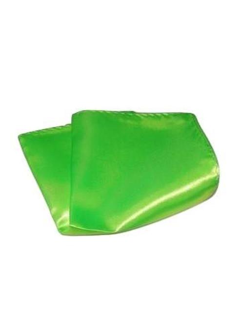 Lime green pocket square