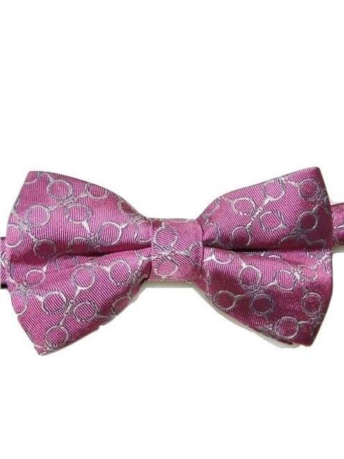 Horse bit bow tie