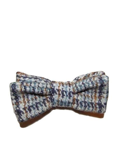 Bow tie Harris Tweed
