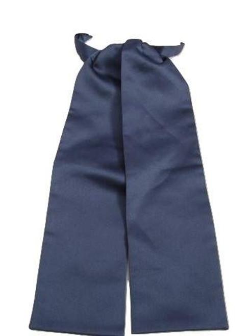 Slate blue cravat