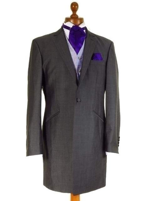 Mens ex-hire wedding jacket