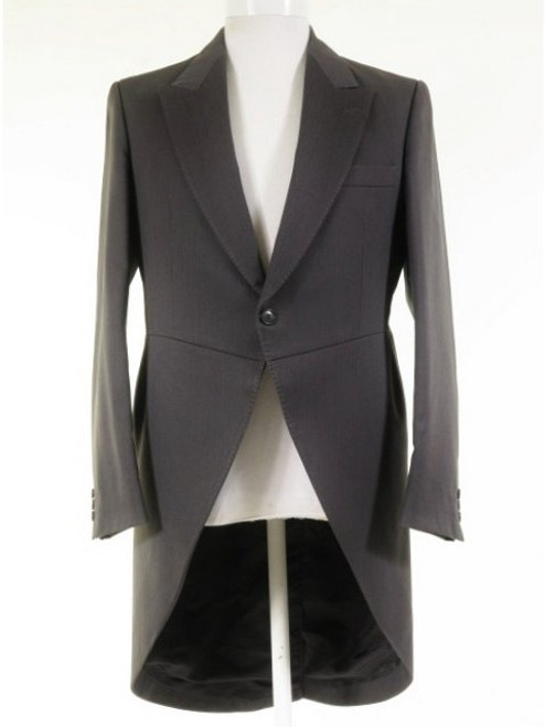 Ascot morning suit tailcoat