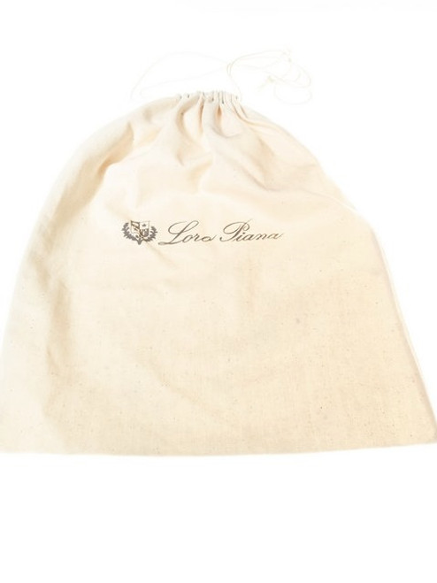 Loro Piana shoe dust bag