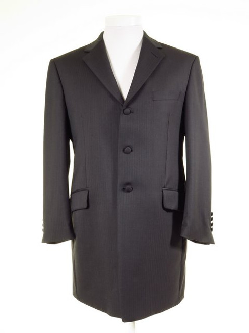 Slate grey Prince Edward jacket