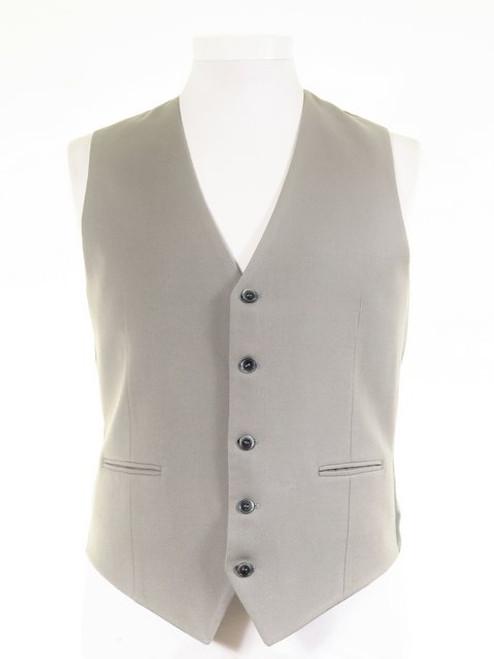 Dove grey waistcoat