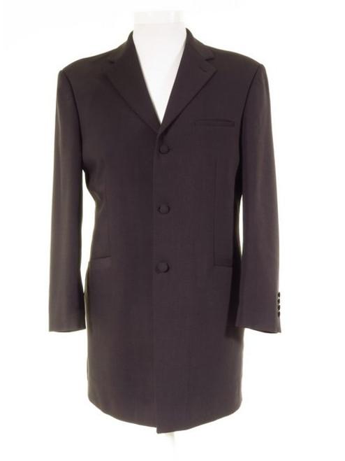 Dark grey Prince Edward suit