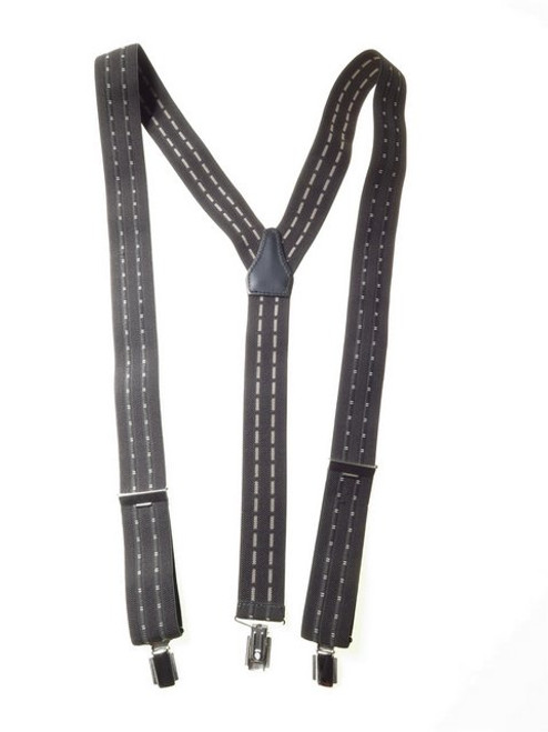 Dark Green Trouser Braces