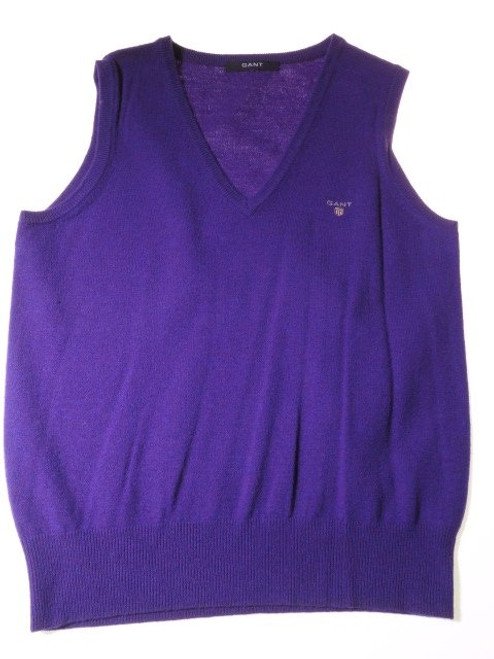 Mens purple tank top