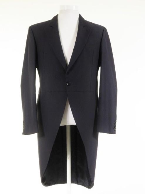 Navy tailcoat
