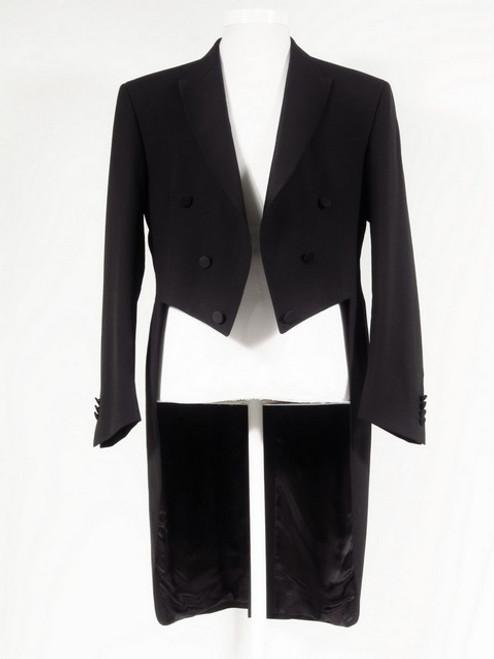 White tie tailcoat