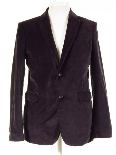 Mens Cotton Velvet Jacket