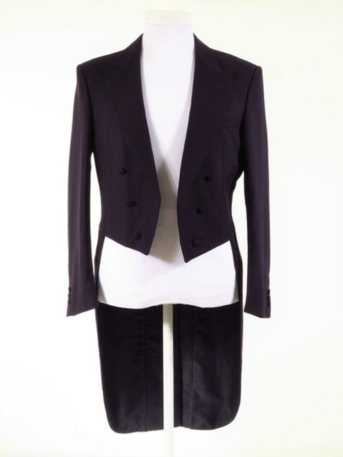 White Tie Evening Tailcoat