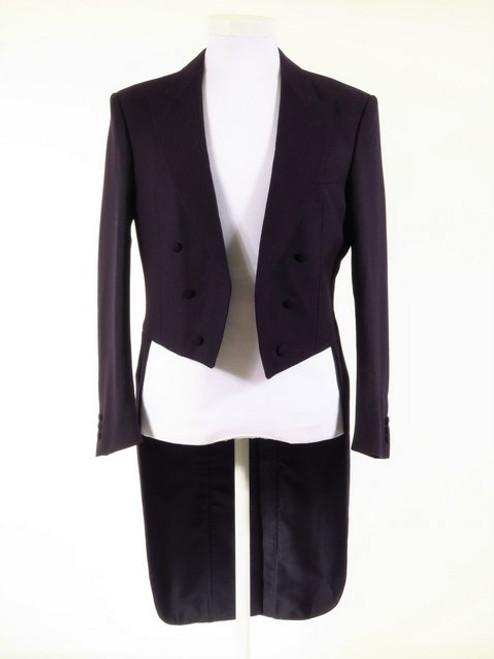 White Tie Evening Tailcoat