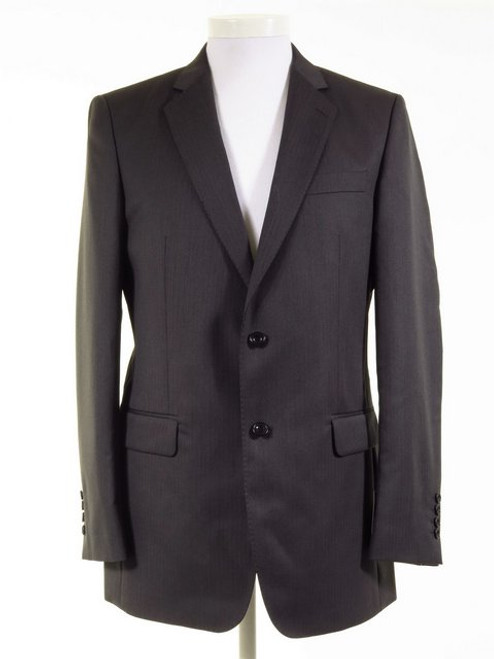 Magee Suit Jacket Dark Grey