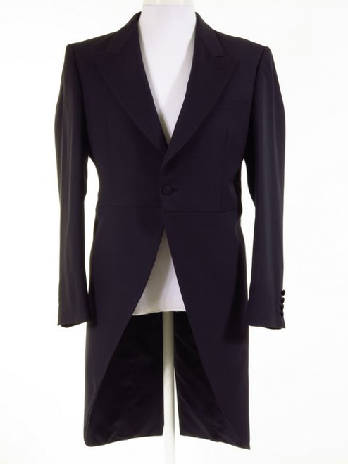 Navy Morning Suit Tailcoat