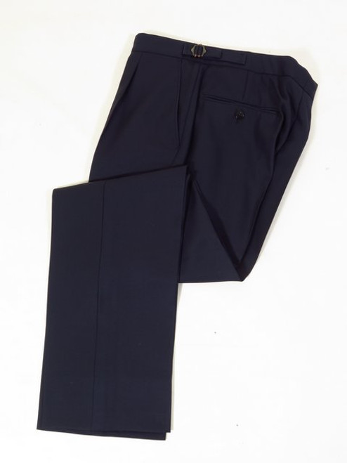 Navy Morning Suit Trousers