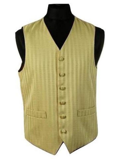 Gold dress waistcoat