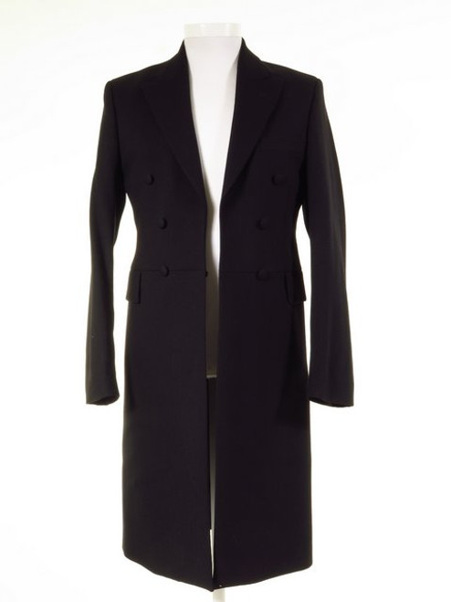 Fancy dress frock coat