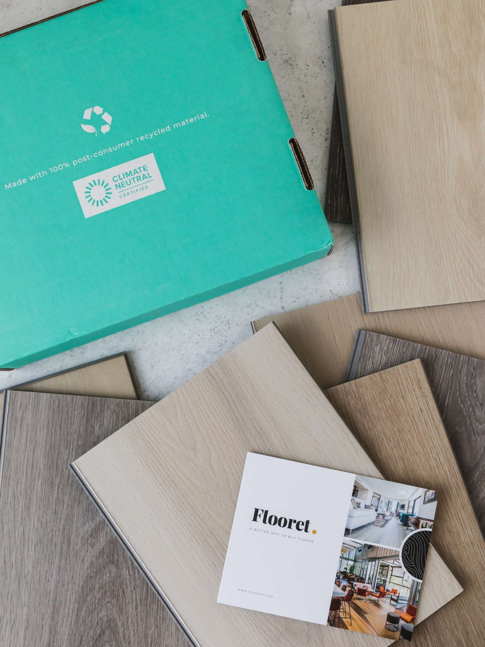 Press Release: Flooret Becomes Climate Neutral Certified For the 2nd Year in a Row