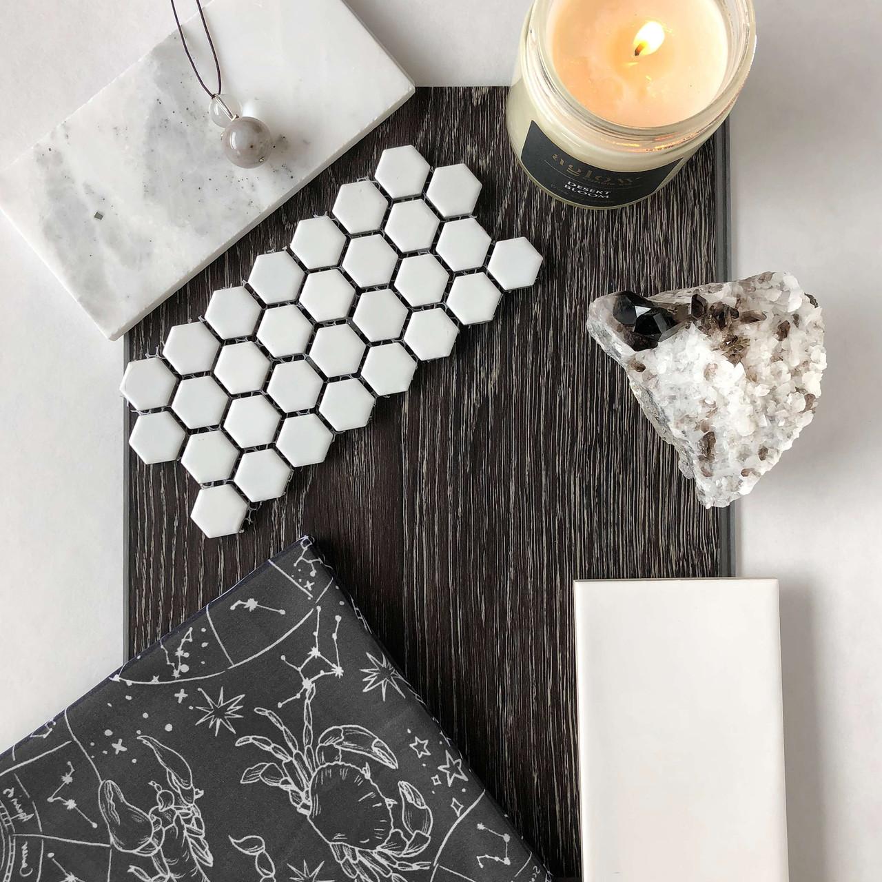 Styling Dark Wood Floors for a Mystical Vibe | Mood Board