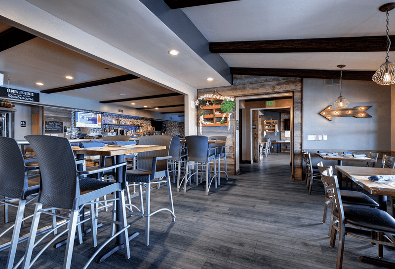 Seasalt Restaurant | Del Mar, CA | Commercial Flooring