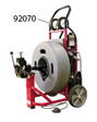 Loading Wheels for DM175 Drain Machine | Duracable Manufacturing Co