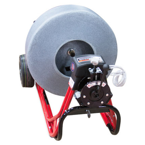 26 Oversized Polyethylene Reel 3//4HP Duracable DM55 SPO Motor at 175 RPM with PCFR and 11//16 x 150 Cable