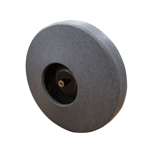 """19"""" enclosed poly reel for mid-size sewer machine by Duracable Drain Equipment. Works best with 1/2"""" x 75' drain cables in the cable drum."""