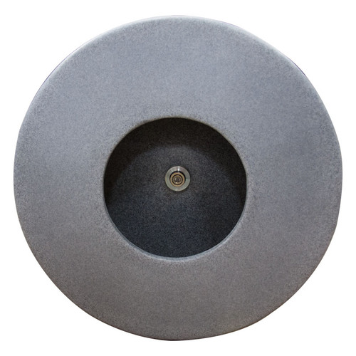 """26PRO cable drum for the DM55 sewer machine is great for running 5/8"""" or 11/16"""""""