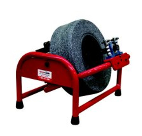 """The DM150A2 pivot sewer machine package included two 14"""" oversized poly reels, one 14"""" poly reel, 1/2"""" and 3/8"""" cables."""