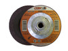 CGW Depressed Center Grinding Wheels (Type 27 with Hub) - Zirconia