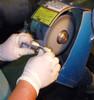 Light Deburring Convolute Wheel, Silicon Carbide