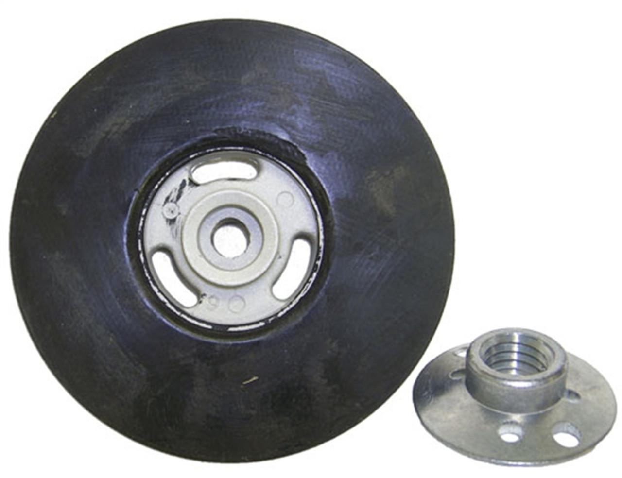 Koltec USA Resin Fibre Disc Backing Pads - Smooth Face