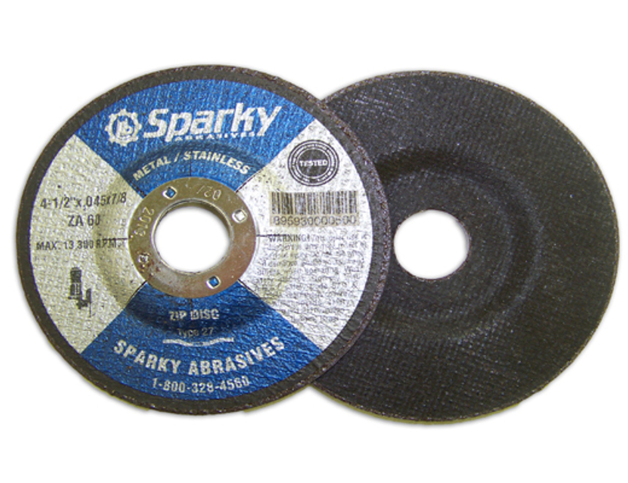 Sparky Cut-Off Wheels (T27 - ZA60) 25/box