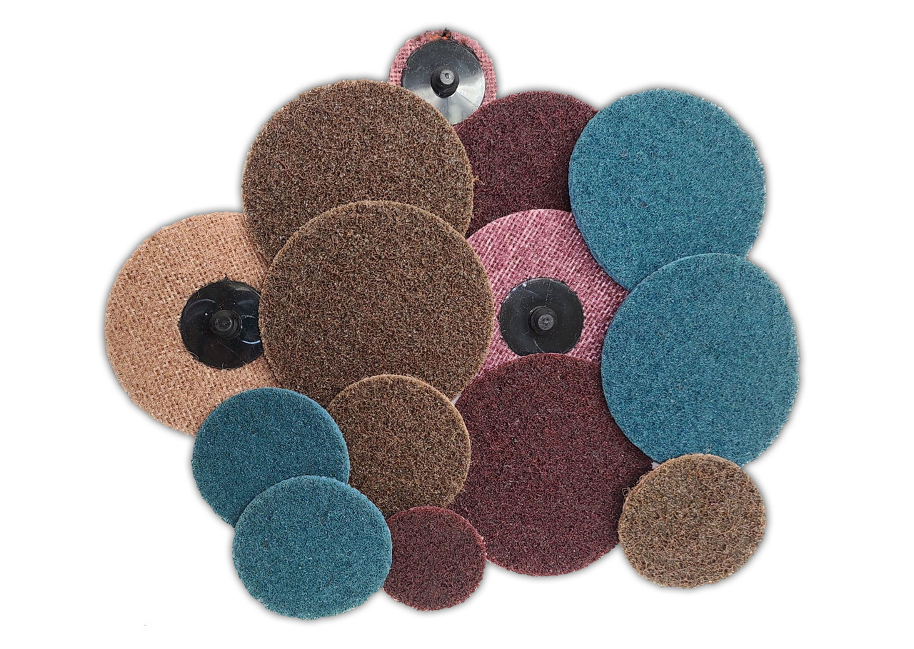 Surface Conditioning Quick Change Sanding Discs