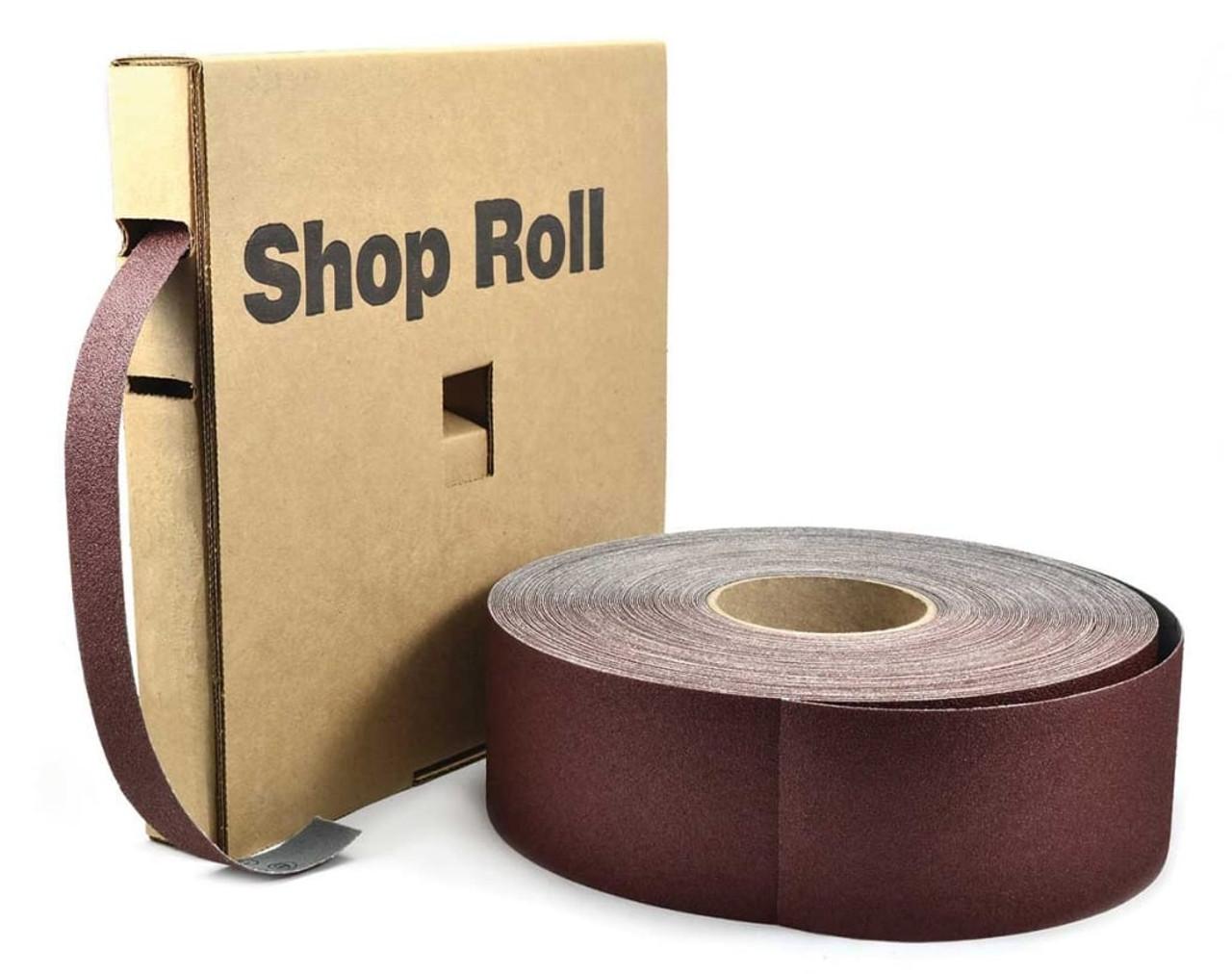 Resin Cloth Shop Roll