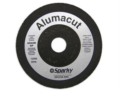 Sparky Alumacut T27 Grinding Wheel - Best for Aluminum Grinding!
